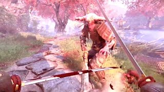 Shadow Warrior 2 — От первого лица 12 минут! (60 FPS)