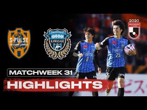 Shimizu Kawasaki Frontale Goals And Highlights