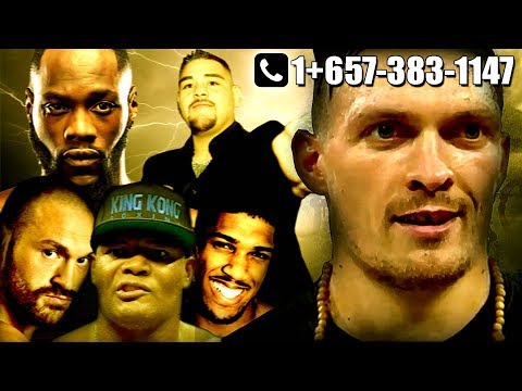 ⏱ Usyk Vs Witherspoon Countdown Show (☎Call-in)