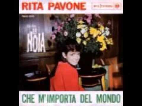 Rita Pavone - Che M'importa Del Mondo