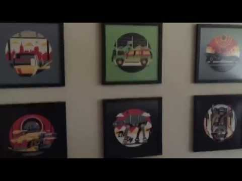 Prince Atari's Art Collection - Video Diary