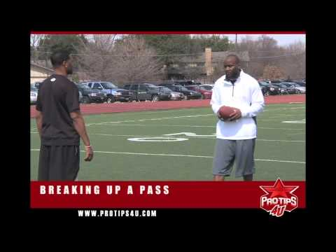 Roy Williams - Breaking Up A Pass