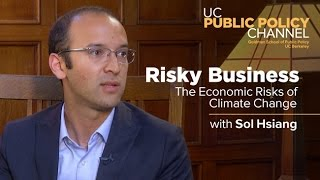 Risky Business: The Economic Risks of Climate Change with Sol Hsiang