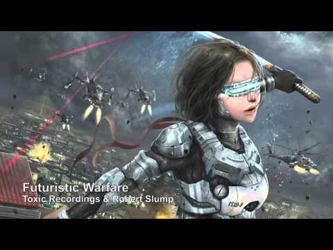 Toxic Recordings - Futuristic Warfare (Massive Sci-Fi Choral Rock Action)