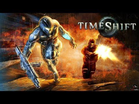 Приколы со временем - прохождение TimeShift [второй стрим]