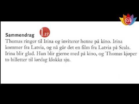 På vei 2014 lær norsk 3