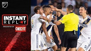 Zlatan & Vela Spark Controversy In El Trafico