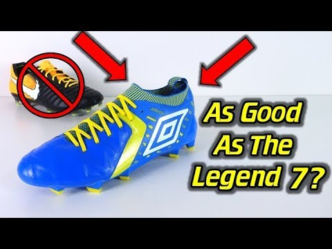 These Are Top 10 Soccer Cleats Right Now! - Umbro Medusae 2 Elite - Review + On Feet