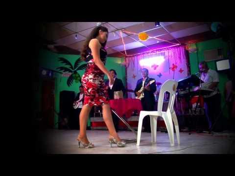 """Maribel (la cumbita) - Christian Rodríguez """"El León del Sabor"""""""