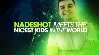 Nadeshot Meets the Nicest Kids in the World!