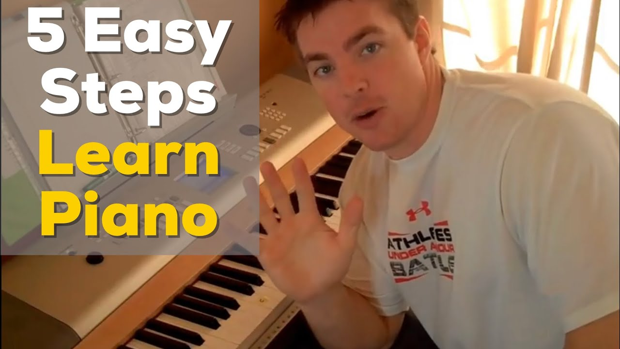 Chords for Beginners - Learn How to Play Piano