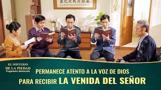 """Película evangélica """"El misterio de la piedad"""" Escena 2 - ¿Hará el Señor revelaciones al hombre cuando regrese?"""