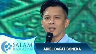 Ariel Noah Dapat Boneka, Lucu Banget Sih - Salam Ramadan (17/6) MP3
