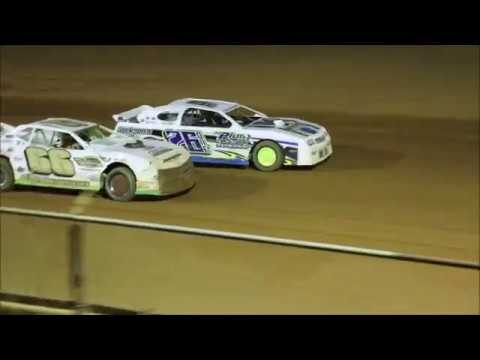 Stock 8 / Crate Sportsman / Heat / Travelers Rest Speedway 04132018