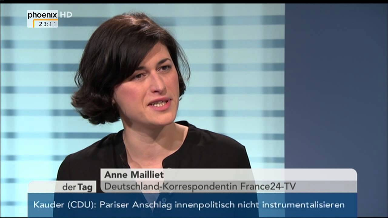 Anne Mailliet Geboren