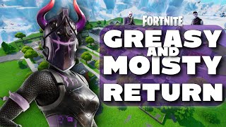 HOW TO GET THE DARK LEGENDS PACK - GREASY AND MOISTY RETURN - FORTNITE BATTLE ROYALE