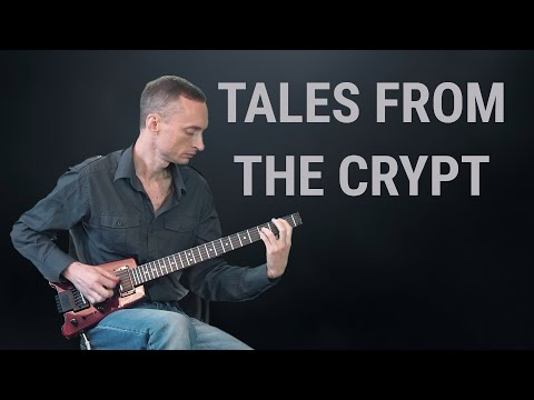 Tales From The Crypt - Troy Stetina (Steinberger Spirit)