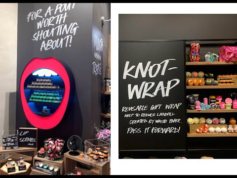 #TeamCLEO Goes To LUSH In Pavilion On Their First Anniversary! | CLEO Events | CLEO Malaysia