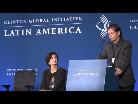 New Social Finance Tools to Impact 100,000 Lives in Brazil - 2013 CGI Latin America