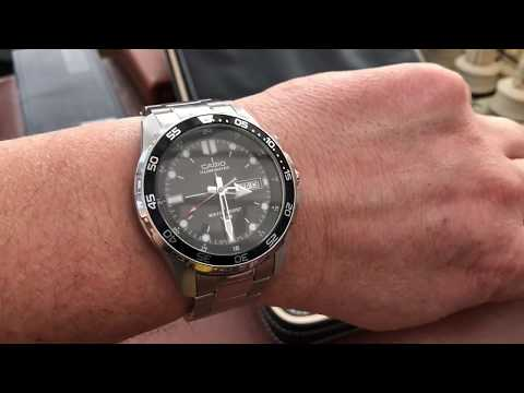 Watches For A Tank Of Gas - Casio MTD 1079
