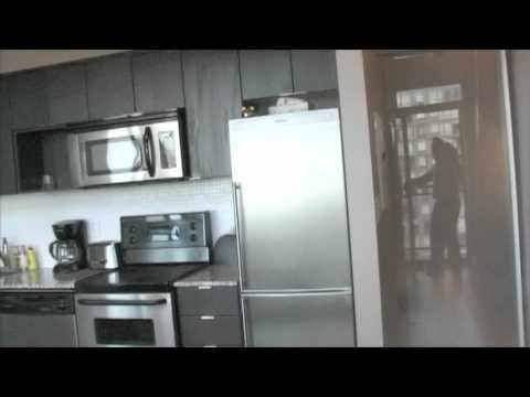 Toronto Downtown Two Floor Lofts Cityplace Short Term Rental Apartment  (Day)   YouTube