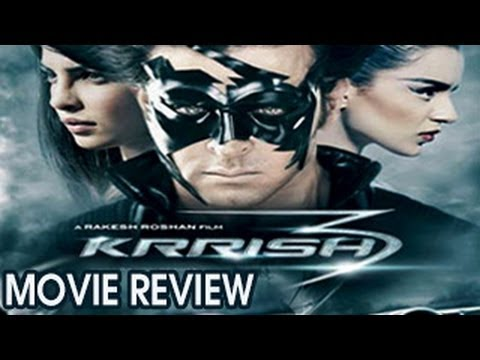 Krrish 3 Movie Review : A Visual TREAT