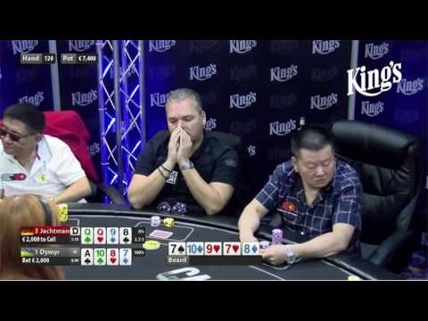 PLO poker: the worst call ever featuring jan peter jachtmann making a hero call from YouTube · Duration:  8 minutes 30 seconds