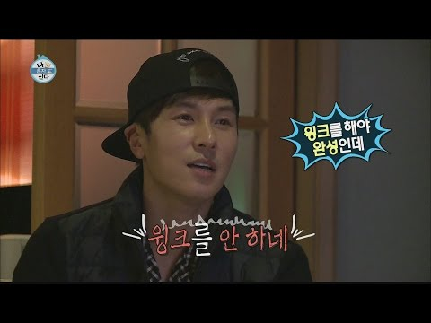 [I Live Alone] 나 혼자 산다 - Kim Dong Wan, New Year While Watching Juniors Singers On Stage 20160108