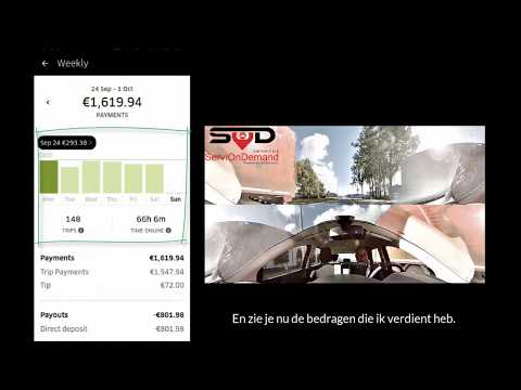 Uber Amsterdam: How to make more with uber - Make more money by mastering uber's Surge