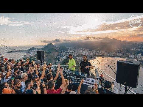ARTBAT @ Bondinho Pão de Açúcar in Rio de Janeiro, Brazil for Cercle