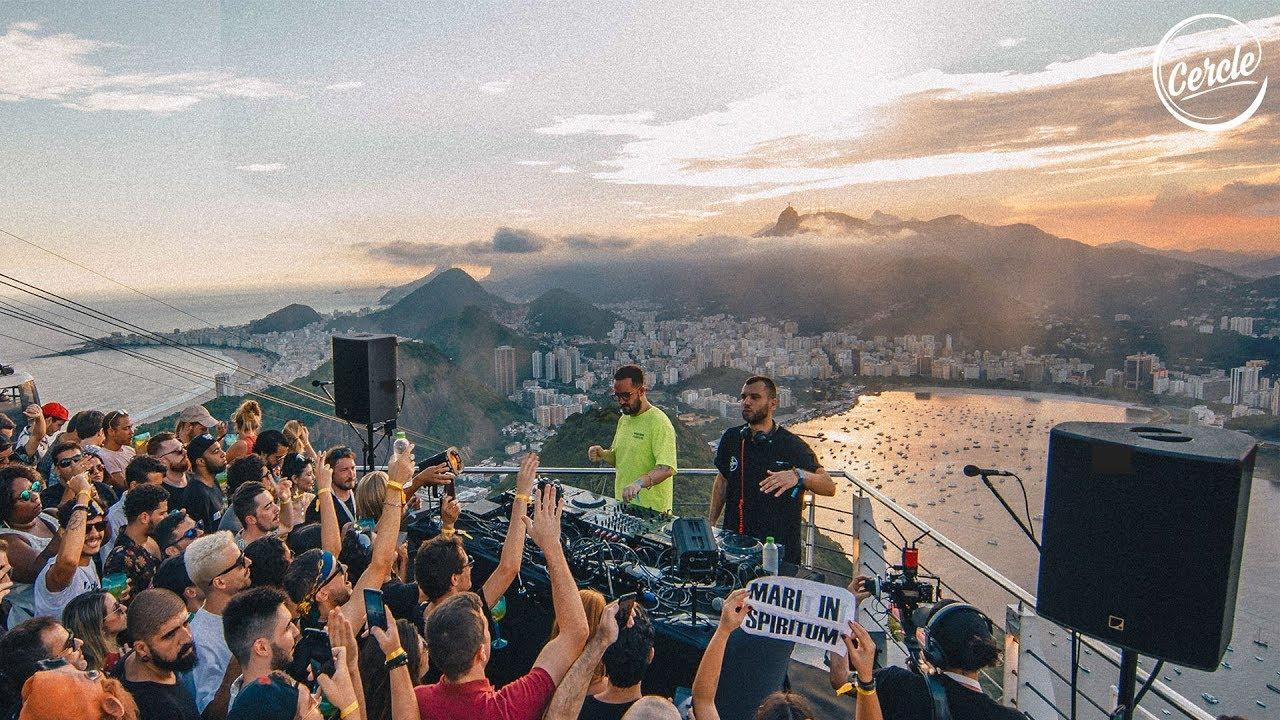 ARTBAT at Bondinho Pão de Açúcar in Rio de Janeiro, Brazil for Cercle