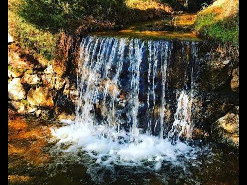 Водопад. Звуки природы.