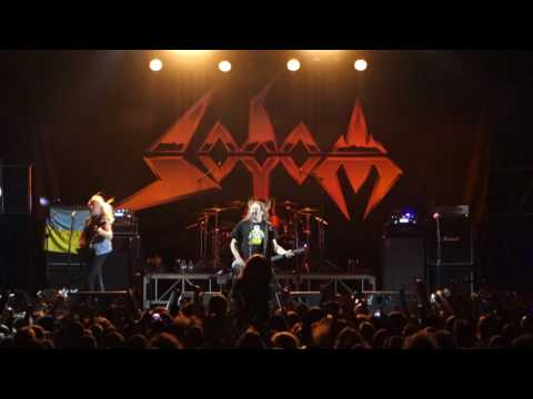 """Sodom - Live in Kiev (Part I) (Live at """"Bingo"""" club, Kiev, 25.03.2017)"""