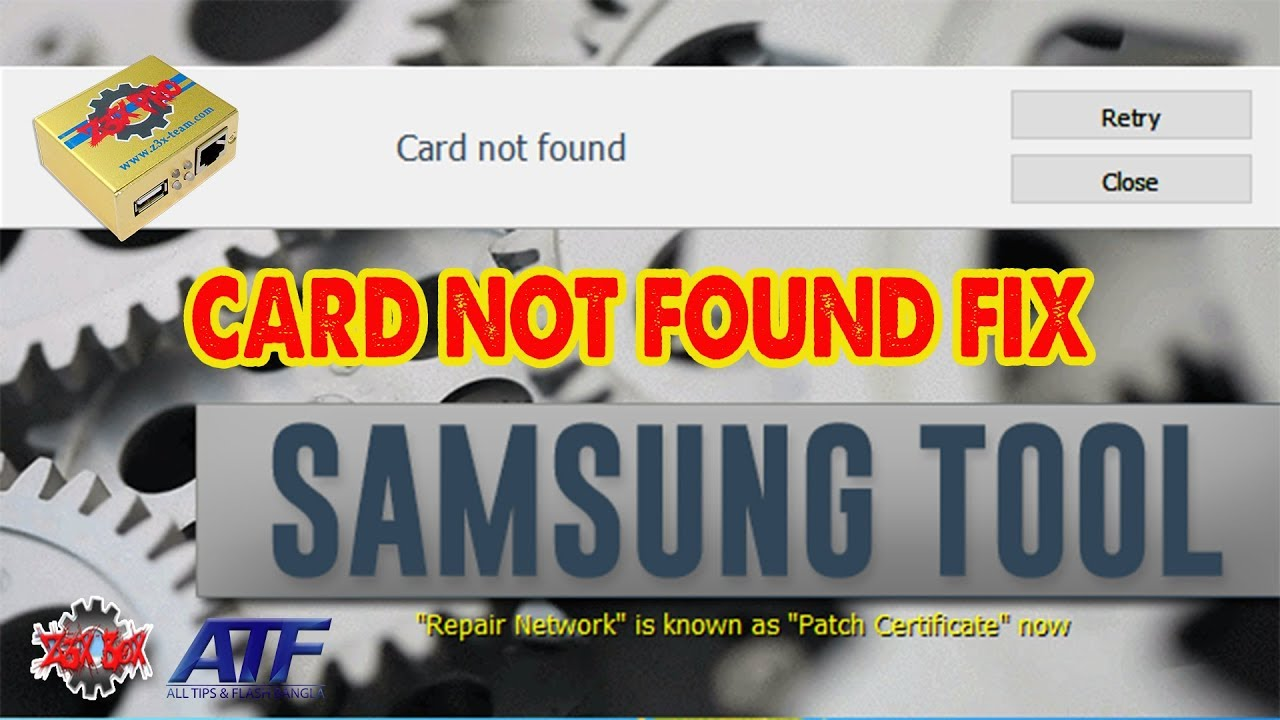 Samsung tool pro card not found fix youtube samsung tool pro card not found fix 1betcityfo Choice Image