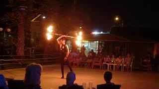 Турция. г. Алания. Концерт в отеле Saritas.