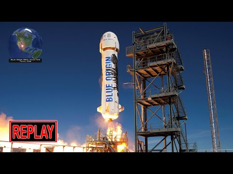 Jeff Bezos launches his rocket to space! Blue Origin New Shepard NS-12 (12/11/2019)