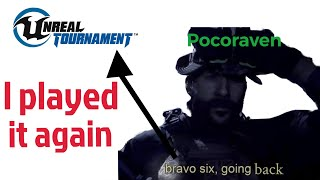 Back at it again in Unreal Tournament