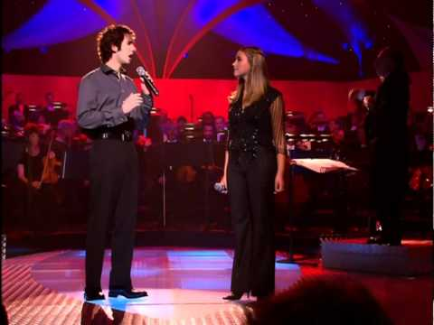 josh groban & Charlotte Church  Somewhere