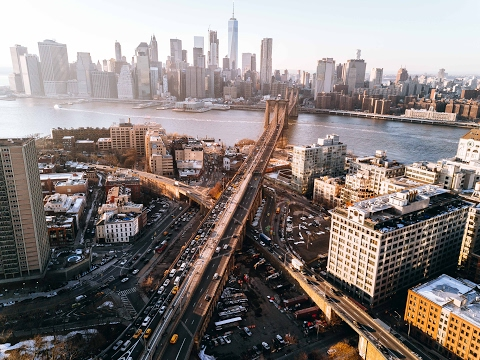 Mavic Pro: New York City. | Shot In 4K.