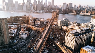 Mavic Pro: New York City. | Shot In 4K.