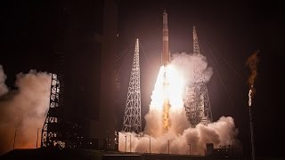 United Launch Alliance Delta IV WGS-9 Launch