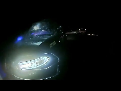 Minnesota Cop vs Deer - 100+mph Crash on Highway | Jason Asselin