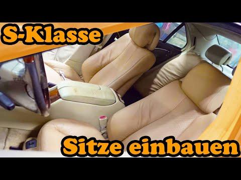 endlich!!!-wir-bauen-die-sitze-wieder-ein-🛠-1000-€-s-klasse-🛠-#autofÜrbaba