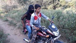 બે પ્રેમીઓની ભાગી ગયા પછી શું હાલત થાય છે તે જુઓ ખરેખર જોવાલાયક છે Gujarati Comedy Video