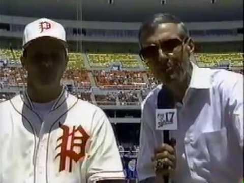 August 1st, 1993 - Pirates vs Phillies  @mrodsports