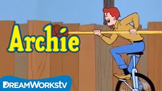 Archie Defends His Honor in a Joust  |  THE ARCHIE SHOW