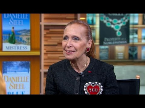 danielle-steel-talks-her-new-book-'property-of-a-noblewoman'