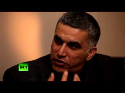 Julian Assange Interviews Nabeel Rajab & Alaa Abd El-Fattah on 'The World Tomorrow' (E4)