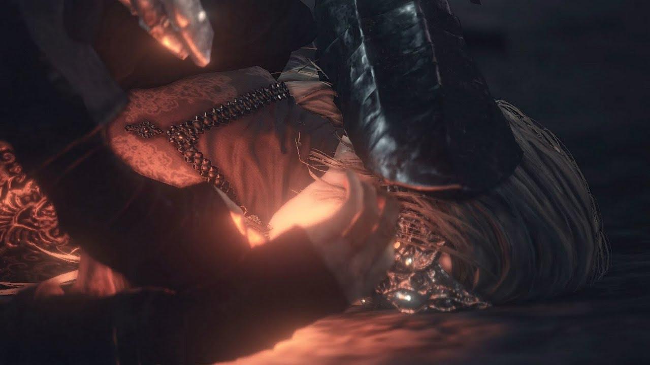 Corruption And Bondage Gender Within Dark Souls Benjamin