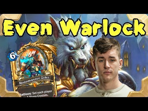 Firebat takes a legend with an EVEN warlock (Rastakhan's Rumble) #hearthstone #hs #babblingbook
